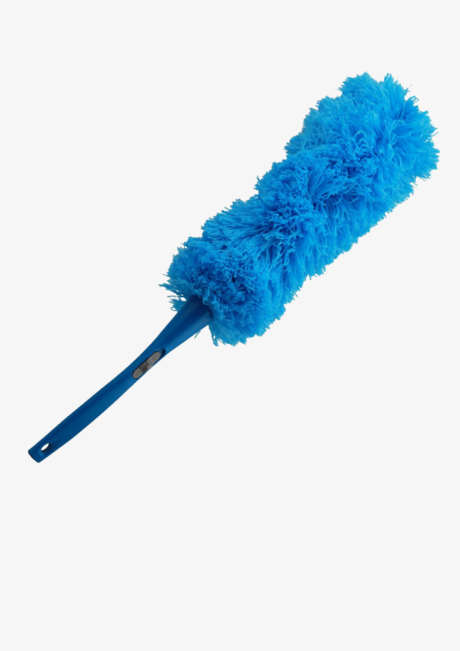Pink Feather Duster Clipart.
