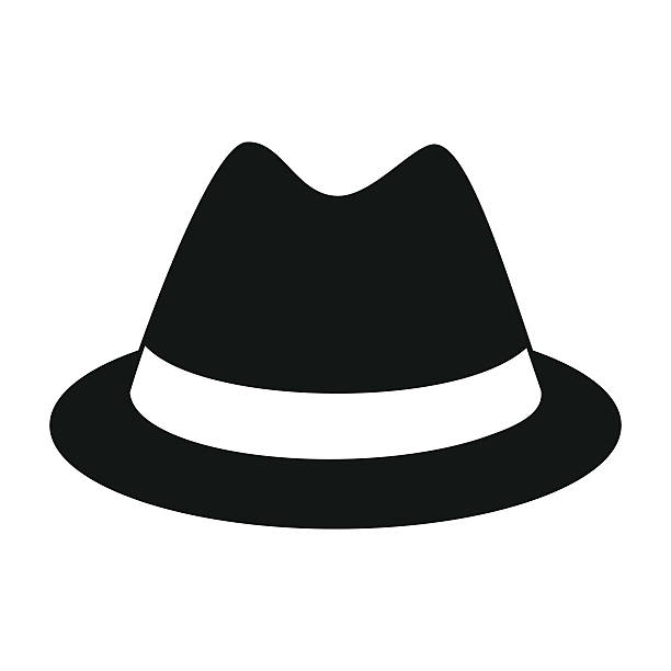 Fedora hat clipart 1 » Clipart Station.