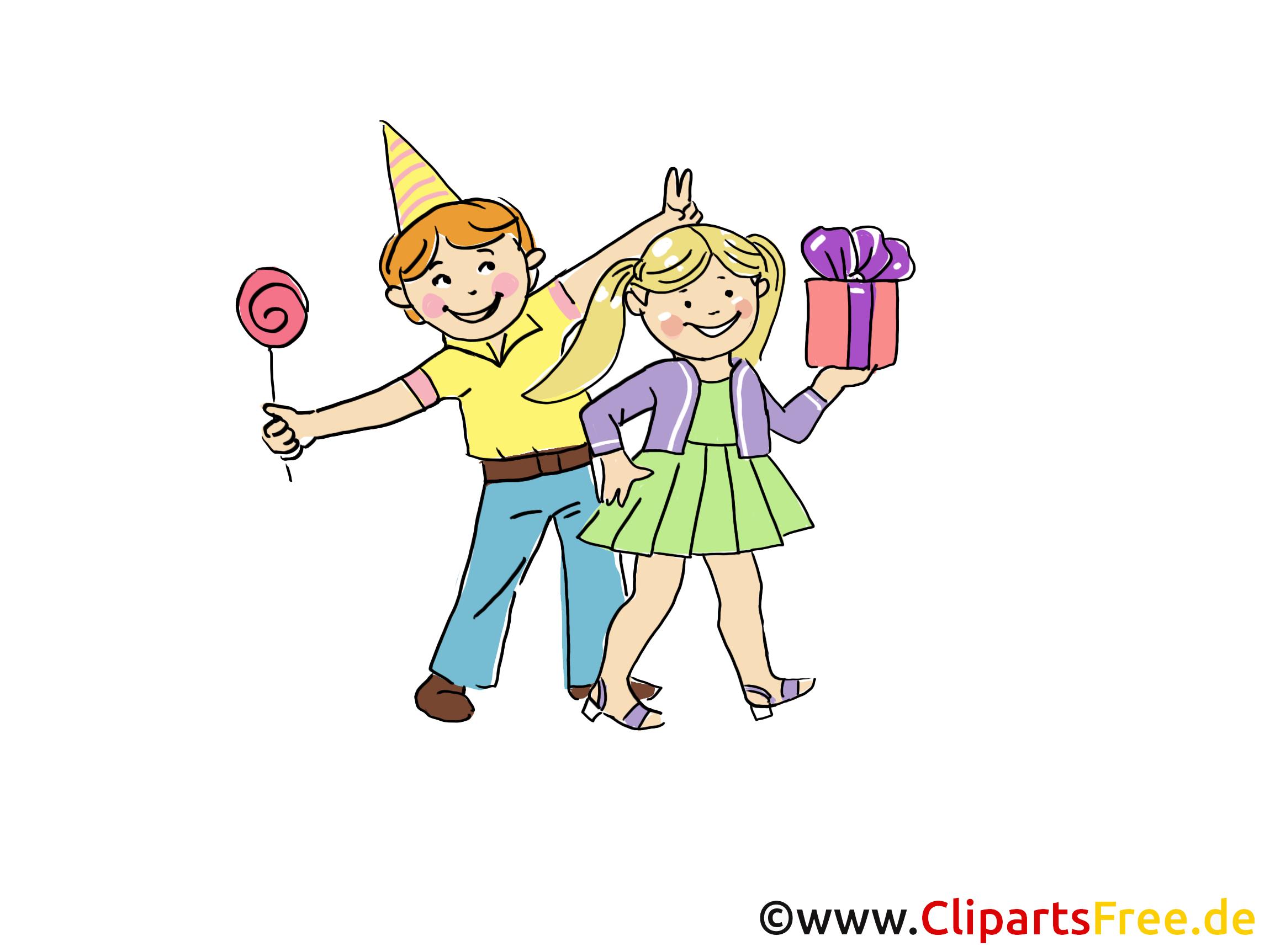 Clipart Feier.