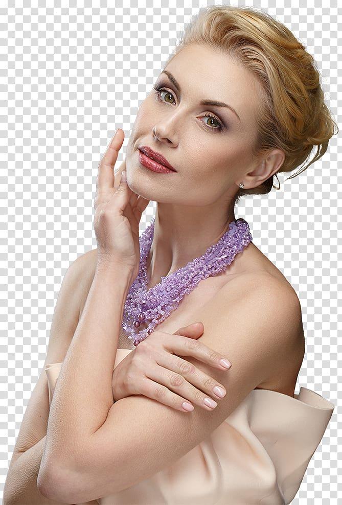 Dating Beauty Woman Cougar, Women skin transparent.