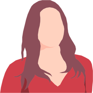 3389 female free clipart.
