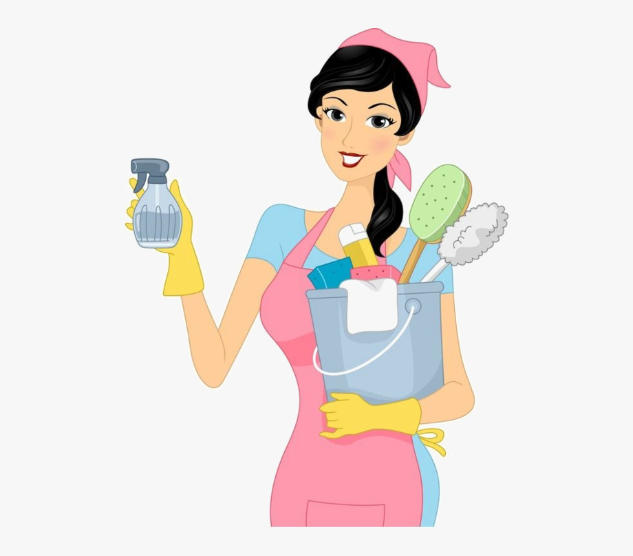 Chores Clipart Housekeeping Supply.