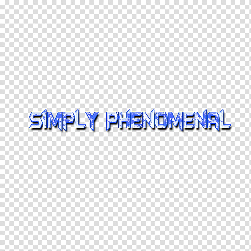 Simply Phenomenal Texto Alma Editions transparent background.