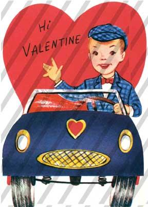 Valentine040 Clip Art Image Fenderskirts Vintage Imagery.