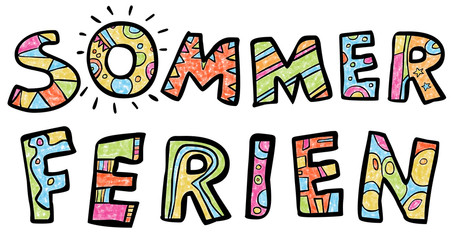 Sommerferie clipart free.