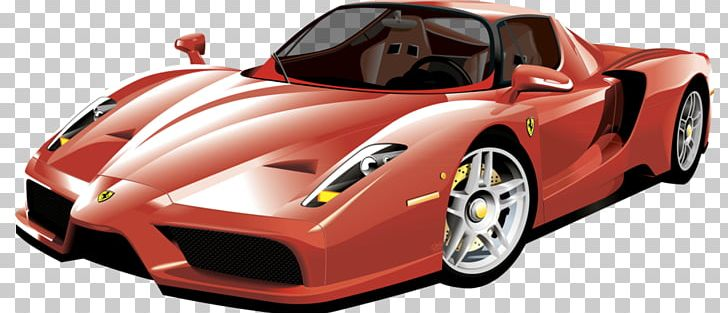 Enzo Ferrari Car LaFerrari Scuderia Ferrari PNG, Clipart.