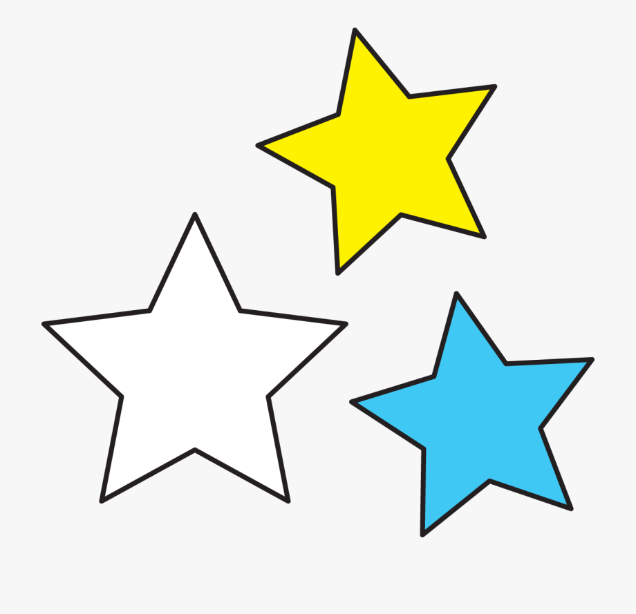 Outer Space Stars Clipart Clipartfest.