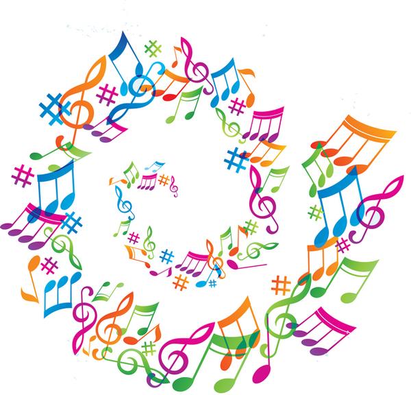 Clipart Notes De Musique Gratuit.