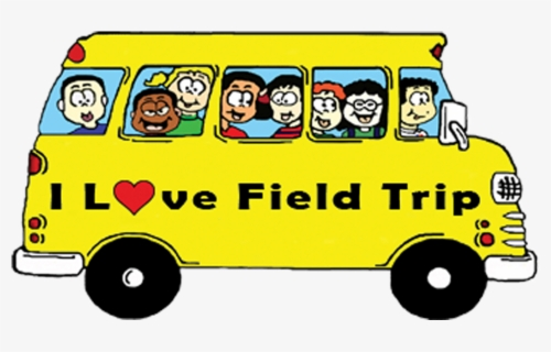 Free Field Trip Clip Art with No Background.