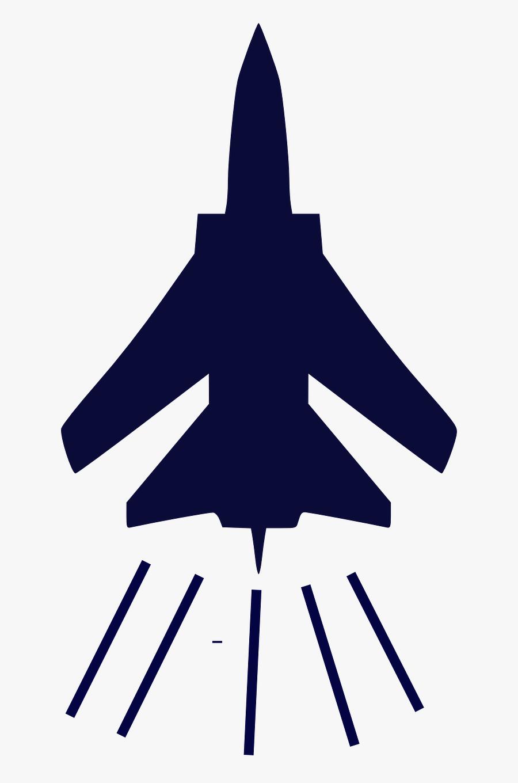 Transparent Fighter Plane Png.