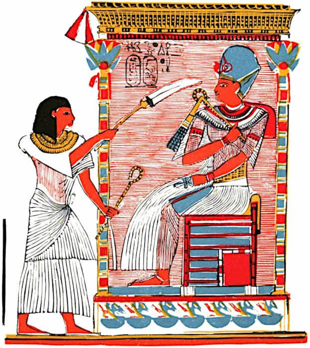 Tutankhamen and the Discovery of his Tomb by the late Earl.