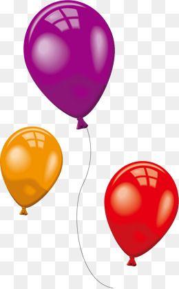 Balloon Png Vector Material, Balloon, Helium Balloon, Vector.