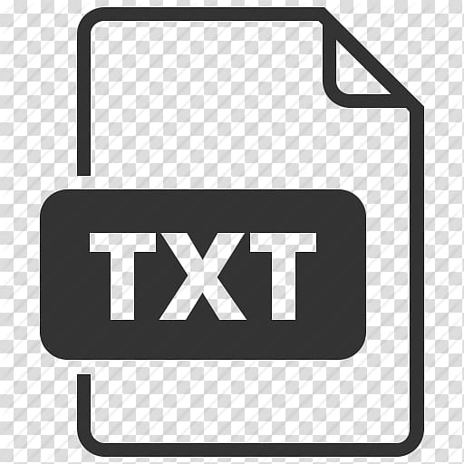TXT logo, Computer Icons Text file Plain text, Document.