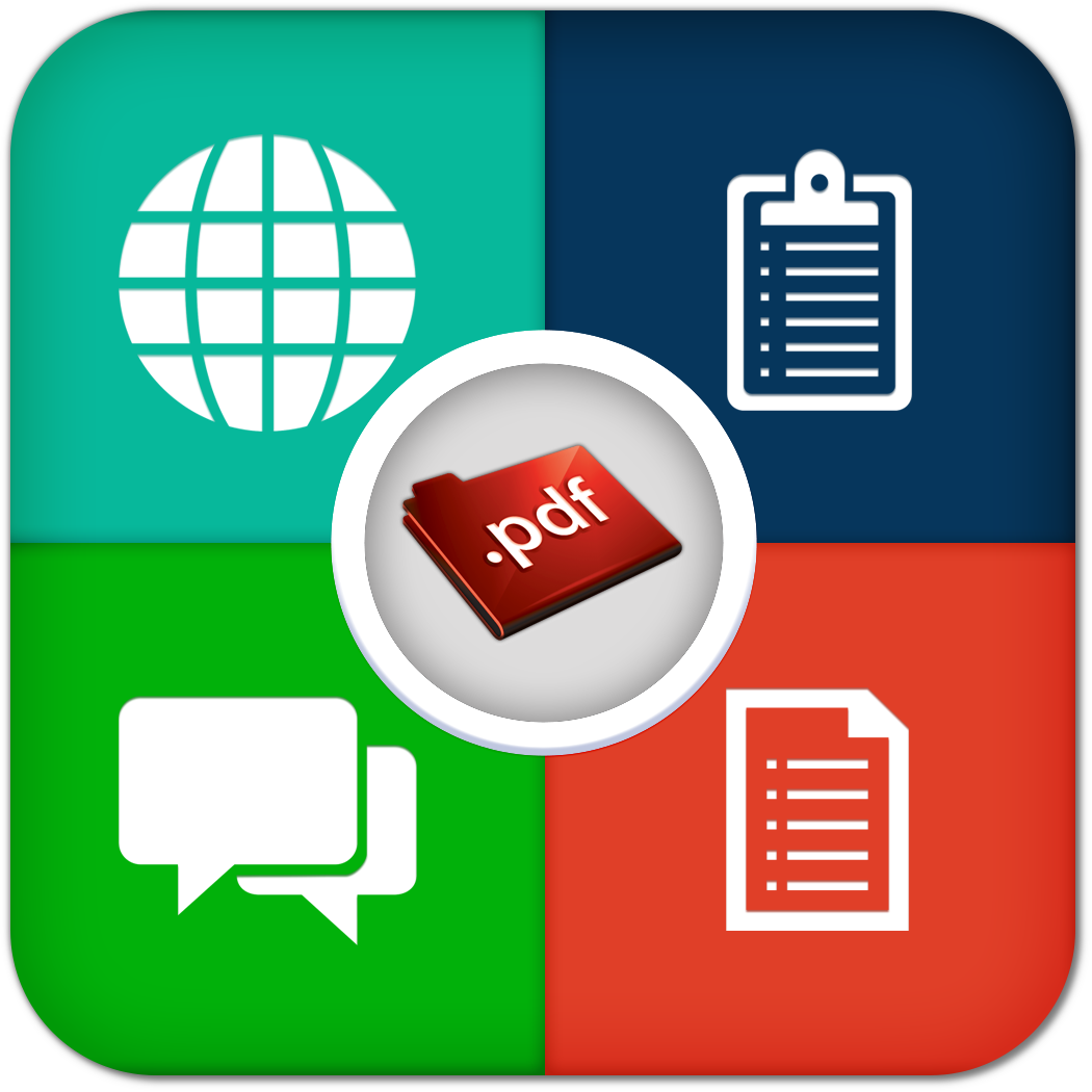Advantages and disadvantages of PDF format.