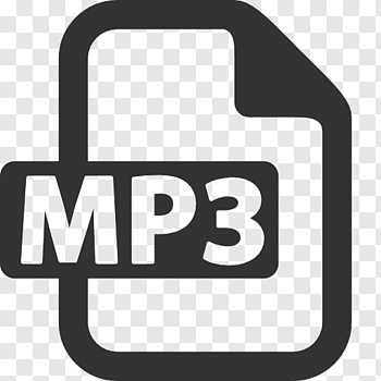 Audio File Format cutout PNG & clipart images.