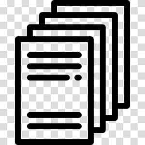 Document File Format transparent background PNG cliparts.