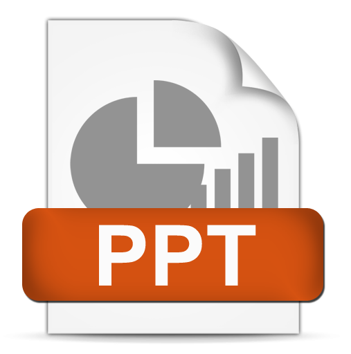 File Format Ppt Icon, PNG ClipArt Image #43940.