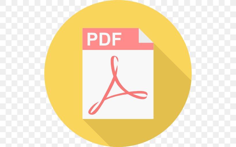 Adobe Acrobat PDF File Format Clip Art, PNG, 512x512px.