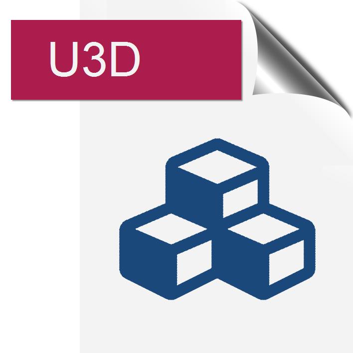 About U3D Format.