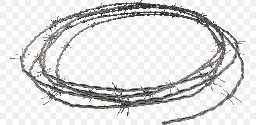 Barbed Wire Interlacing Clip Art, PNG, 757x400px, Barbed.
