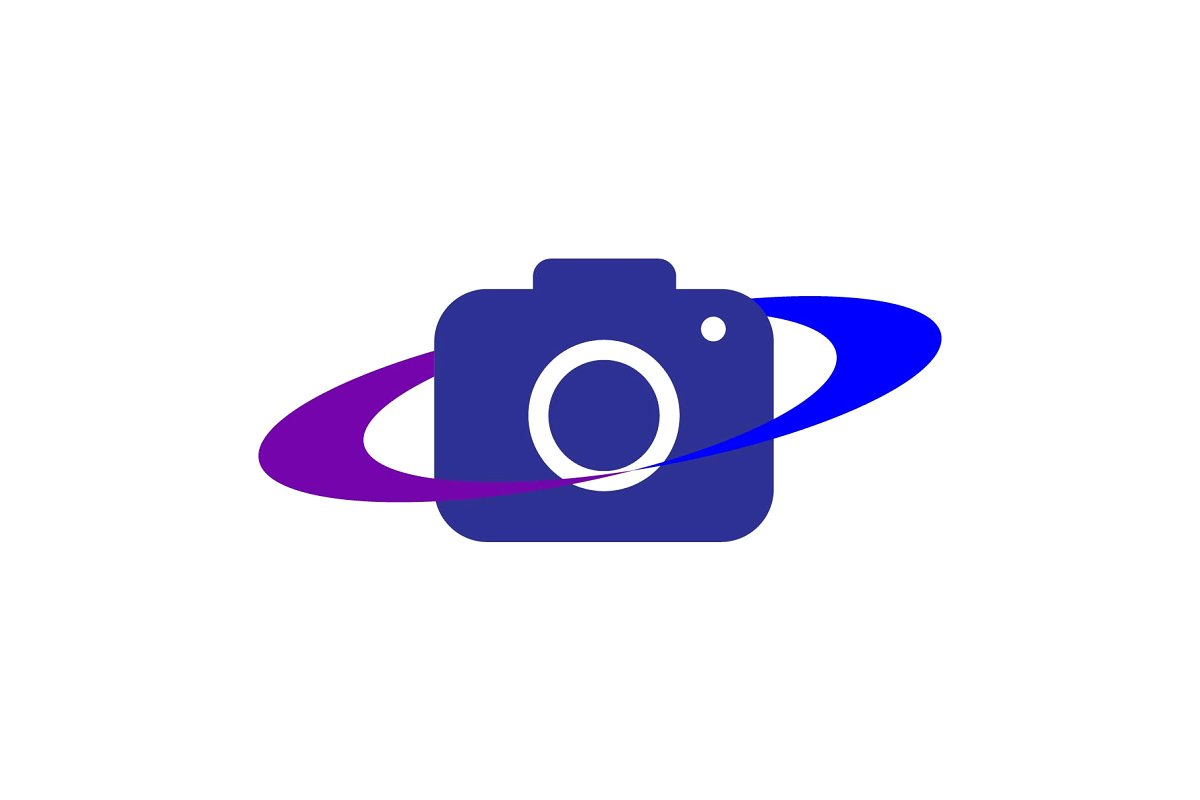saturn photography logo.