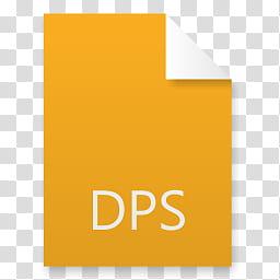 SATORI File Type Icon, DPS transparent background PNG.