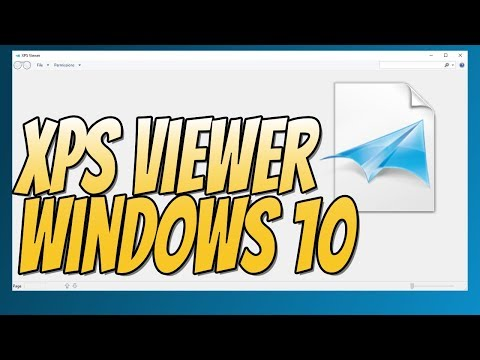How To Install XPS Viewer In Windows 10.