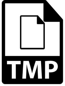 What is Tmp file & How to open it?.