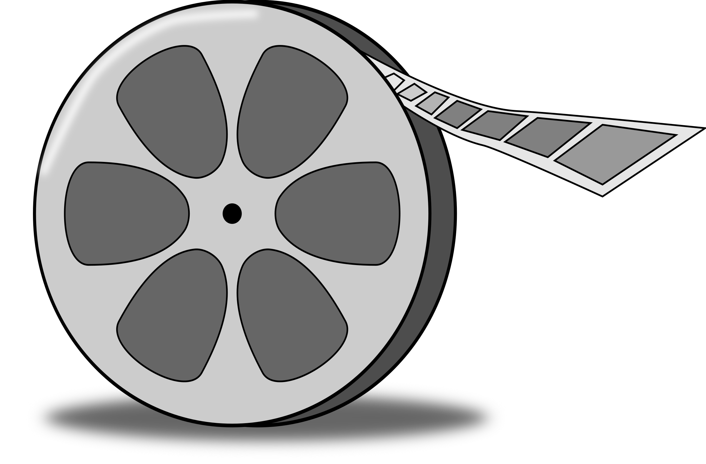 Movie Reel Clipart Png.