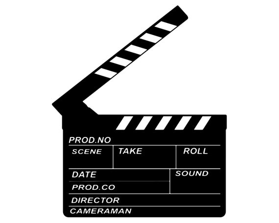 Movie Clapperboard SVG, Film Clapper Board SVG, Film Clapboard, Film  Making, Movie Scene Board, Cinema Clipart, Movie SVG, Instant Download.