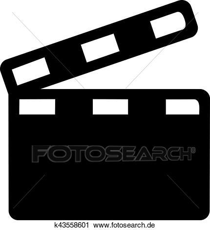 Filmklappe,.