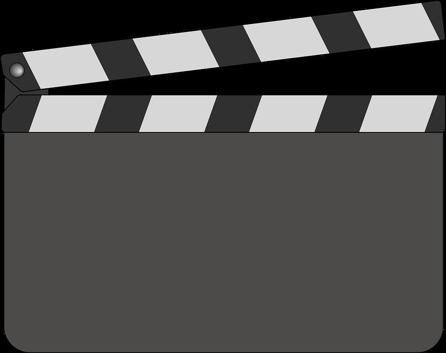 Filmklappe Flap Film.