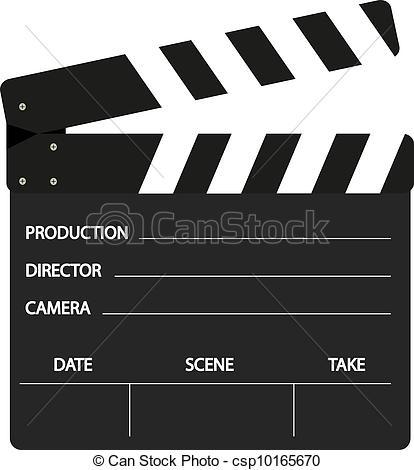 Filmklappe clipart 1 » Clipart Station.