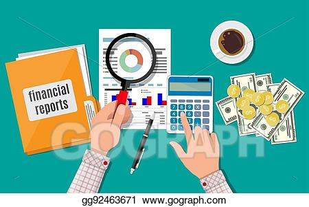 clipart financial statements #7