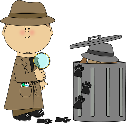 find the clue clipart.