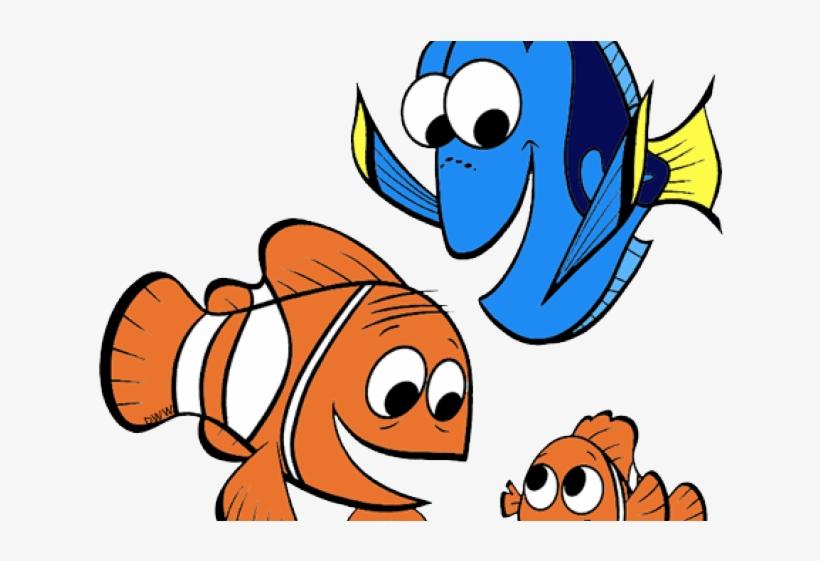 Finding Nemo Clipart.