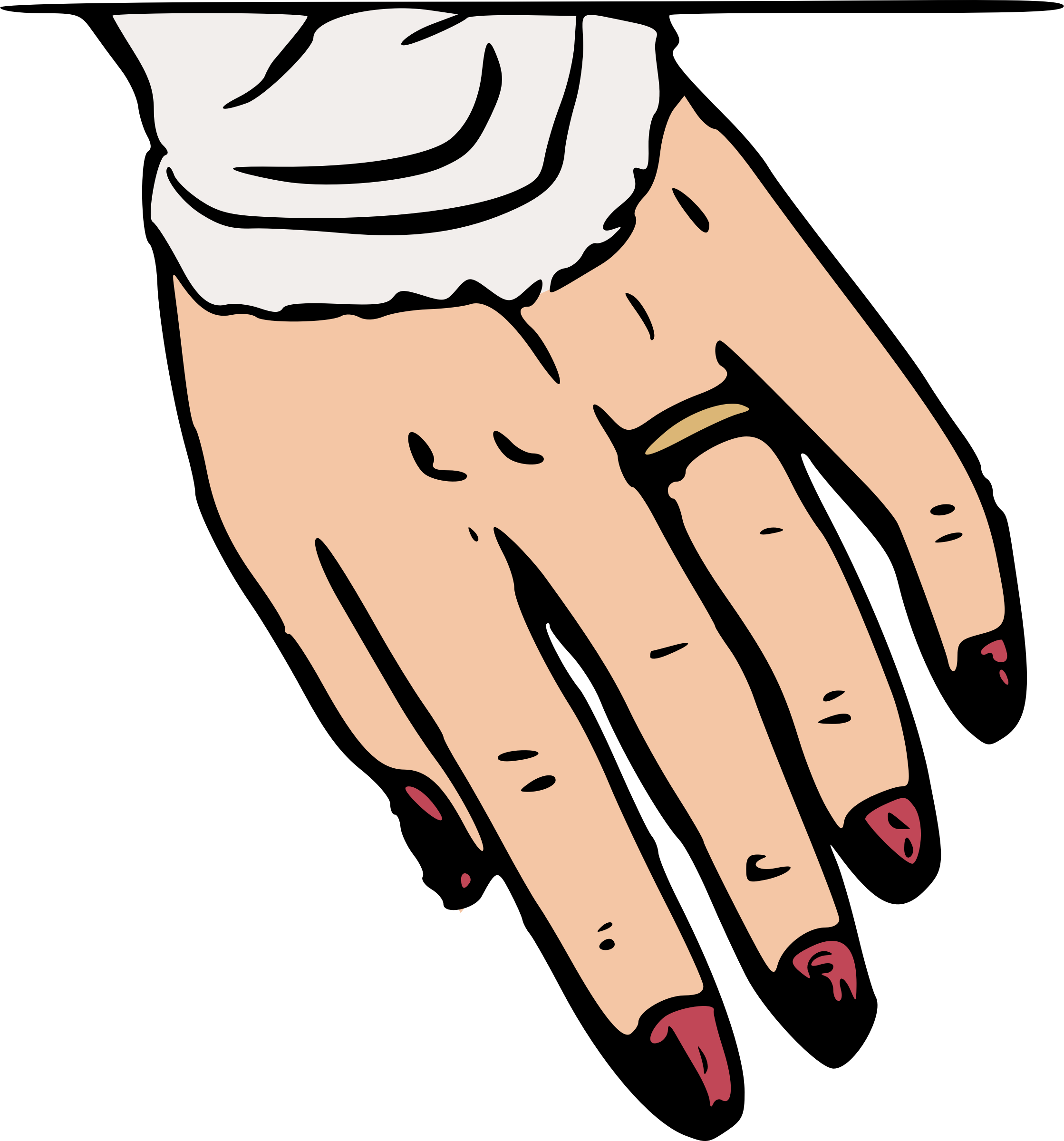Fingers clipart nice hand, Fingers nice hand Transparent.