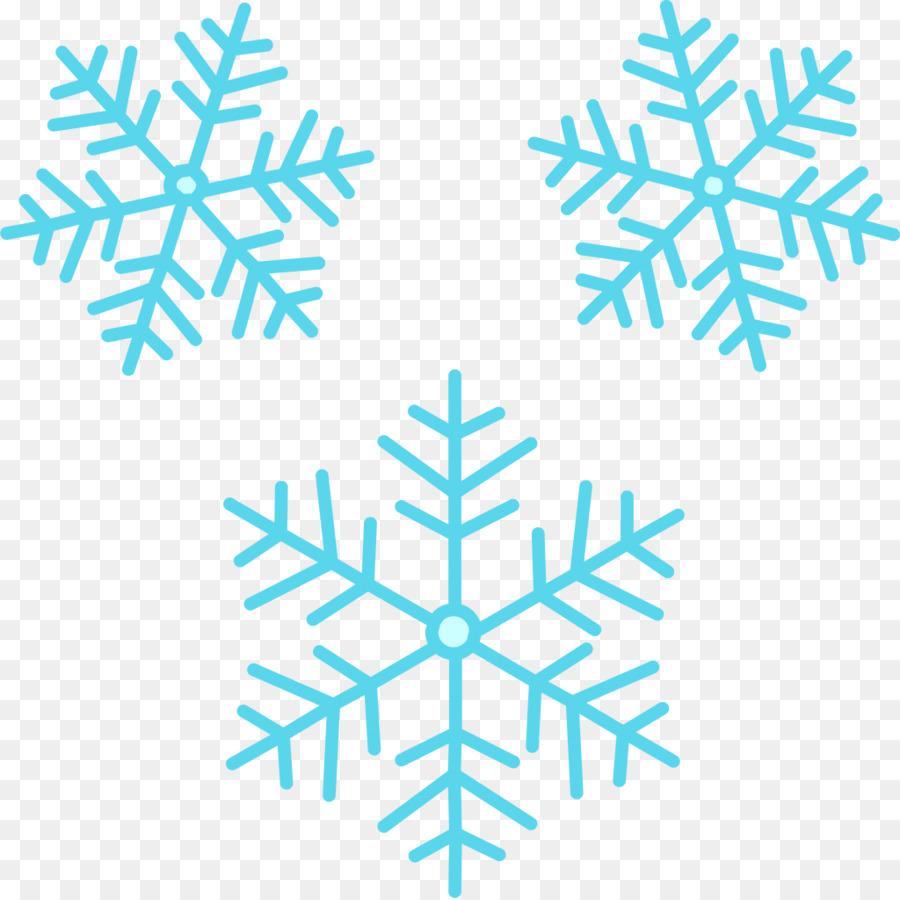 Fiocco di neve Icone del Computer Esagono Clip art.