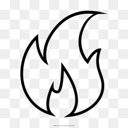 Fire Black And White PNG and Fire Black And White.