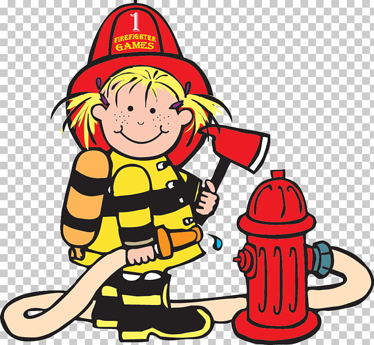 Firefighter Fire department , parts PNG clipart.