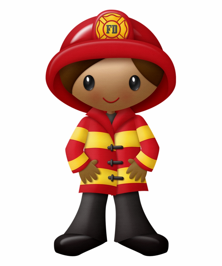 Firefighter Clipart Yandex Disk Firefighters Firefighter.