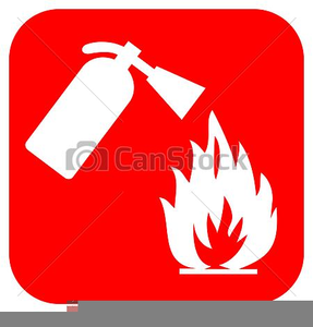 Clipart Fire Safety.