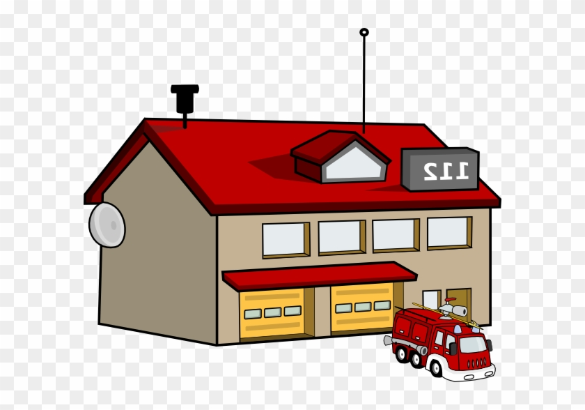 Fire Station Clipart Free Download Clip Art.