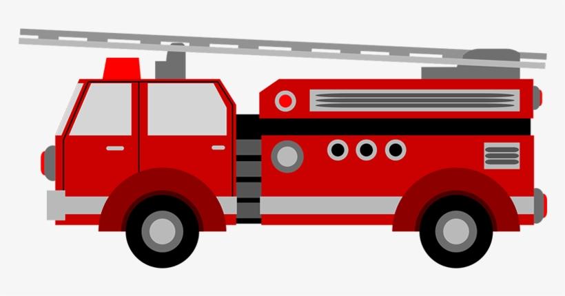Fire Truck Clipart Transportation Clipart Dalmatian.