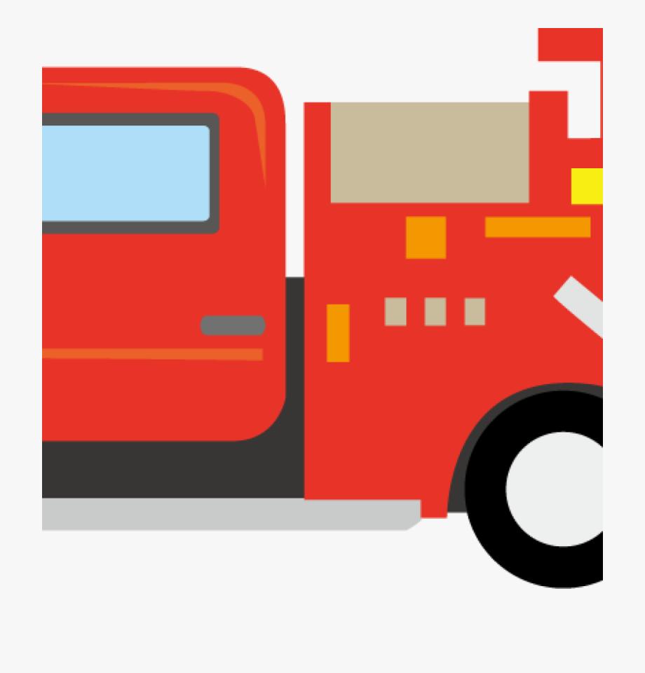 Fire Truck Clipart Free.