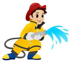 Firefighter clipart 5 » Clipart Station.