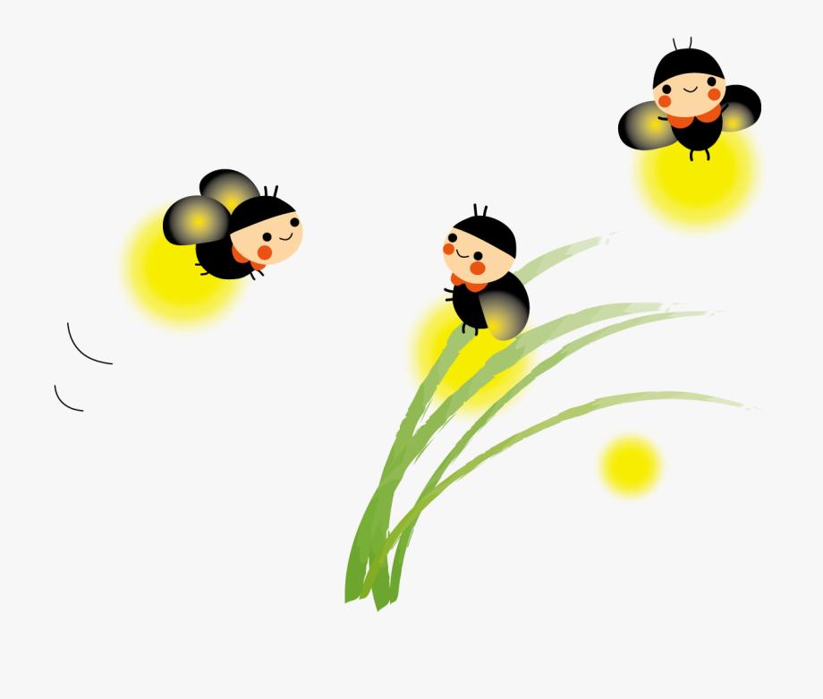 Fireflies Clipart , Transparent Cartoon, Free Cliparts.