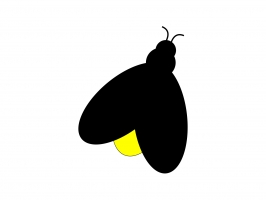 Firefly clipart.