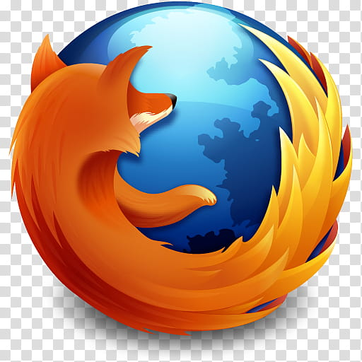 Tabs, Mozilla Firefox logo transparent background PNG.