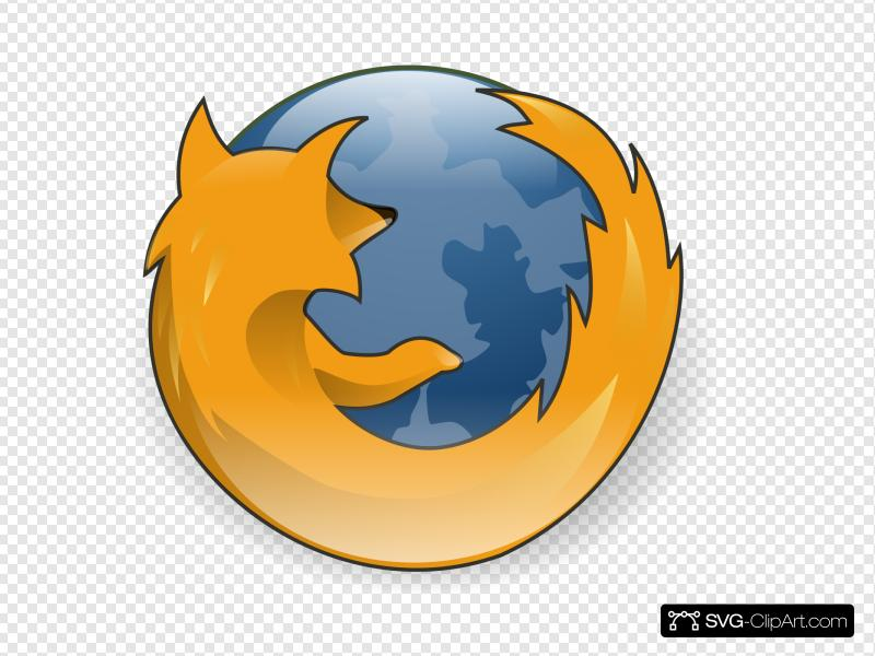 Mozilla Firefox Symbol Clip art, Icon and SVG.